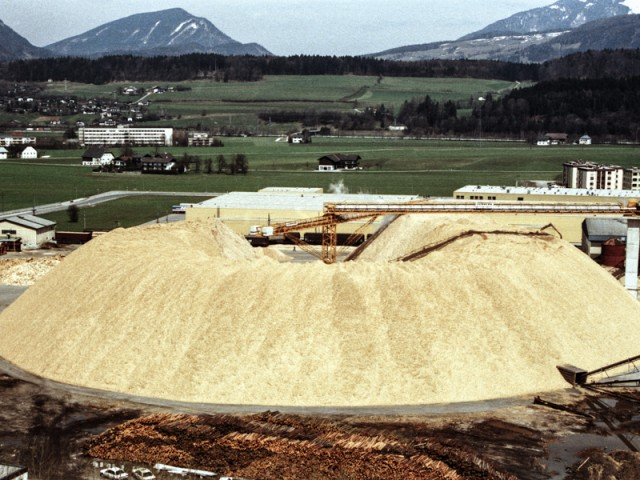 Hallein Papier AG 1987