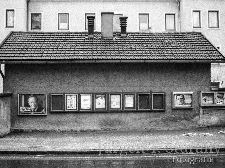 Bischofhofen – Salzburg, 1989