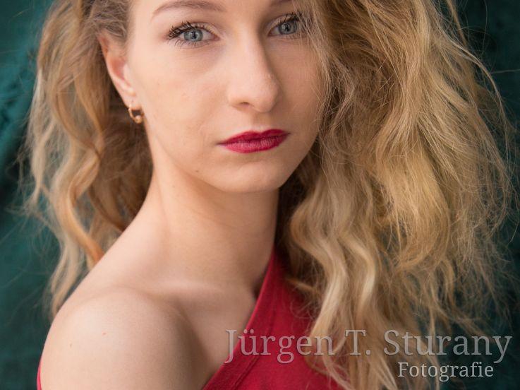 Model – Anna Herzig, Wien 2018