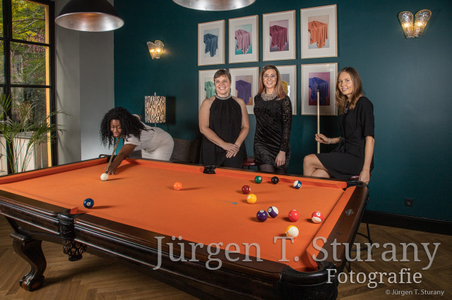 Women go International – Rita Isiba and her Team – Vienna 2019