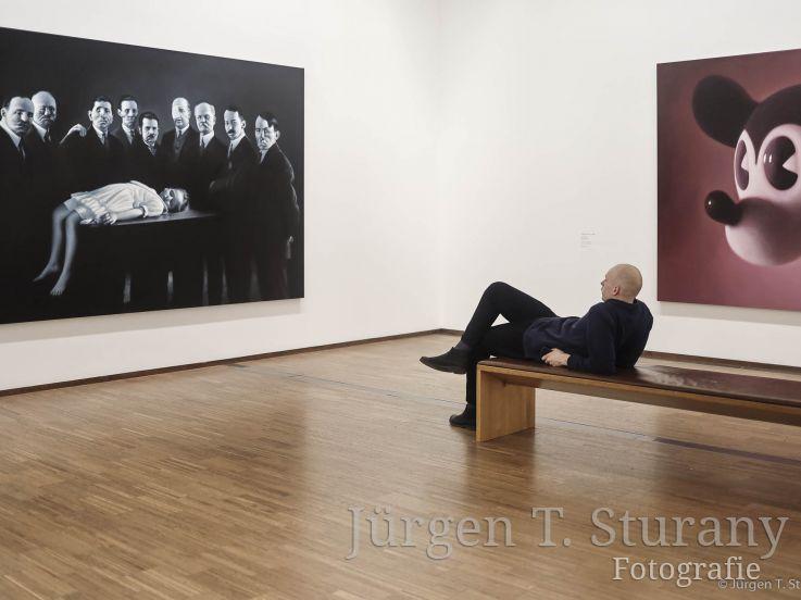 """Albertina – """"Warhol bis Richter"""" – Wien 2019"""