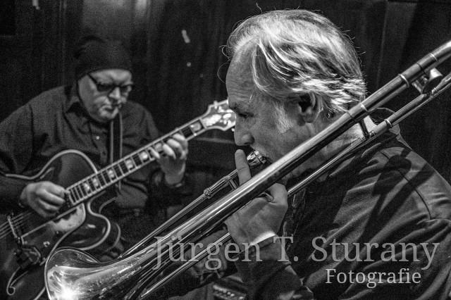 Karl Ratzer & Ed Neumeister in Concert – Wien 2016