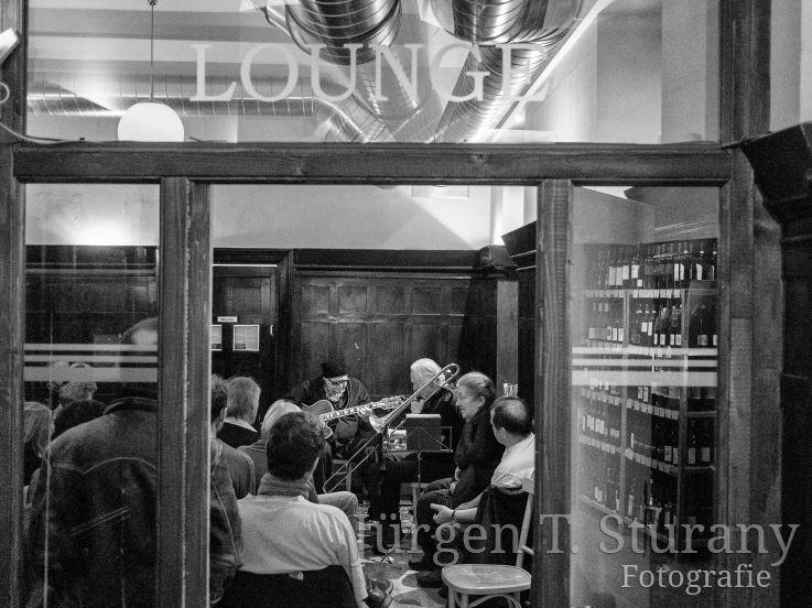 Jazz mit Karl Ratzer & Ed Neumeister – Wien 2017