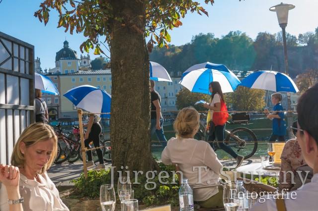 Salzburg, Cafe Bazar 2017