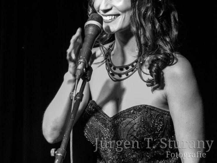 Claire chant Dalida – Wien 2018