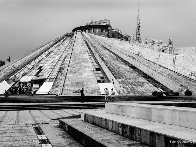 Pyramide – Tirana 2018 – Albanien