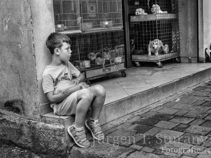 Streetportrait – Tirana 2018 – Albanien