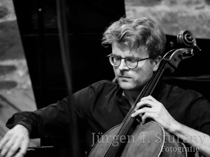Julian Steckel, Lockenhaus 2016
