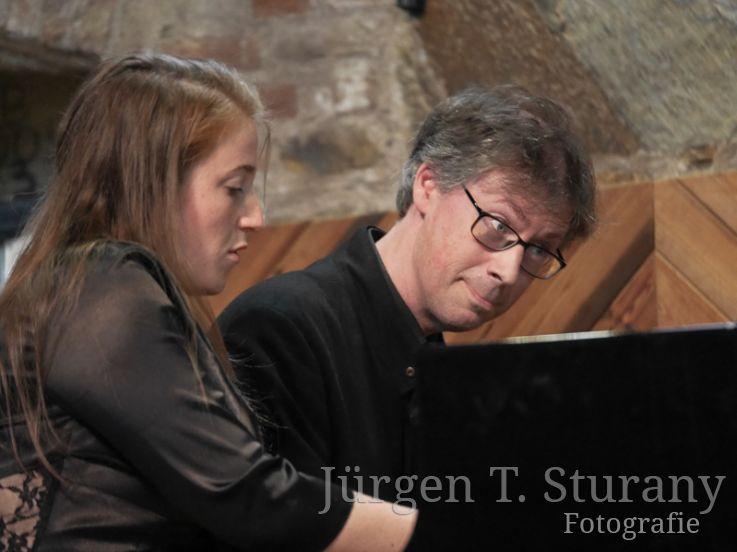 Alexandra Balog & Ian Fountain, Lockenhaus 2016
