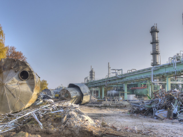 Industrieherbst I