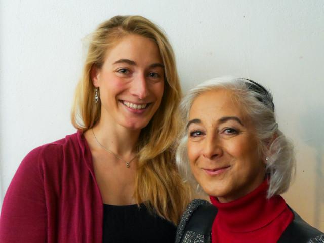 Ana & Tochter, München 2014