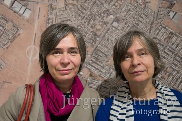 Carine & Elisabeth Krecké – Fotokünstlerinen, Wien 2016